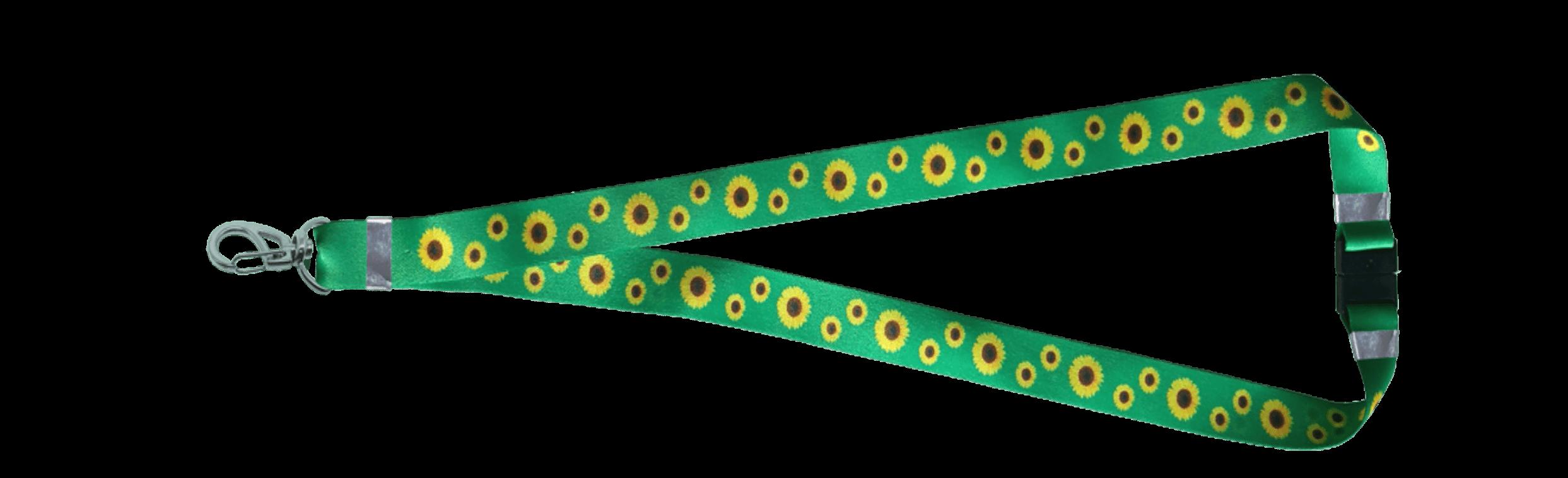 cordão de girassol